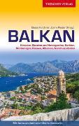 Cover-Bild zu Reiseführer Balkan