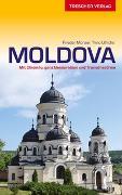 Cover-Bild zu Reiseführer Moldova