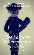 Cover-Bild zu eBook Die Fahrten Binjamins des Dritten