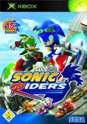 Cover-Bild zu Sonic Riders