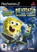 Cover-Bild zu SpongeBob Schwammkopf: Die Kreatur aus der grossen Krabbe