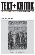 Cover-Bild zu eBook TEXT+KRITIK Sonderband - Kriminalfallgeschichten