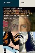 Cover-Bild zu eBook Jesusforschung in vier Jahrhunderten