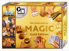 Cover-Bild zu Die Zauberschule. Magic Gold Edition