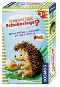 Cover-Bild zu Fressen Igel Schokoriegel?
