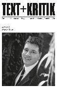 Cover-Bild zu eBook TEXT + KRITIK 218/219 - Marcel Beyer