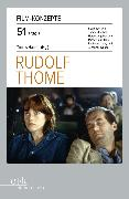 Cover-Bild zu eBook FILM-KONZEPTE 51 - Rudolf Thome