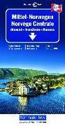 Cover-Bild zu Mittel-Norwegen. 1:335'000