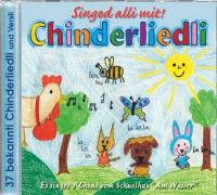 Cover-Bild zu Singed alli mit! Chinderliedli