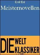 Cover-Bild zu eBook Meisternovellen