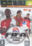 Cover-Bild zu FIFA FOOTBALL 2005