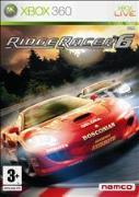 Cover-Bild zu RIDGE RACER 6