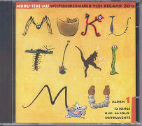 Cover-Bild zu Muku-Tiki-Mu 01. CD