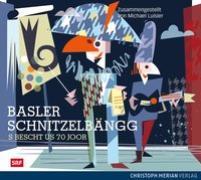 Cover-Bild zu Basler Schnitzelbängg