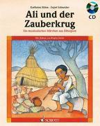 Cover-Bild zu Böhm, Karlheinz: Ali und der Zauberkrug