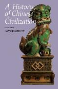 Cover-Bild zu Gernet, Jacques: A History of Chinese Civilization
