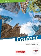 Cover-Bild zu Bartscherer, Irene: Context, Baden-Württemberg - Ausgabe 2019, Schülerbuch - Lehrerfassung, Kartoniert