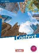 Cover-Bild zu Bartscherer, Irene: Context, Baden-Württemberg - Ausgabe 2015, Schülerbuch, Kartoniert