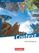 Cover-Bild zu Bartscherer, Irene: Context, Nordrhein-Westfalen, Schülerbuch - Lehrerfassung, Kartoniert