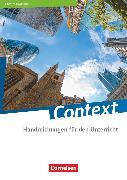 Cover-Bild zu Bartscherer, Irene: Context, Baden-Württemberg - Ausgabe 2019, Handreichungen für den Unterricht