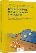 Cover-Bild zu Letzgus, Christof K.: Brexit-Handbuch für Unternehmen und Berater