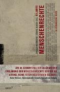 Cover-Bild zu Herrmann, Svenja (Hrsg.): 60 Jahre Menschenrechte - ein literarisches Geburtstagsgeschenk