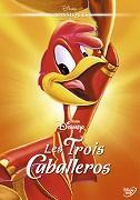 Cover-Bild zu Ferguson, Norman (Reg.): Les Trois Caballeros - les Classiques 7