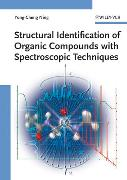 Cover-Bild zu Ning, Yong-Cheng: Structural Identification of Organic Compounds with Spectroscopic Techniques