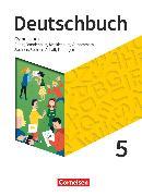 Cover-Bild zu Bowien, Petra: Deutschbuch Gymnasium, Berlin, Brandenburg, Mecklenburg-Vorpommern, Sachsen, Sachsen-Anhalt und Thüringen - Neue Ausgabe, 5. Schuljahr, Schülerbuch