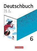 Cover-Bild zu Eichenberg, Christine: Deutschbuch Gymnasium, Niedersachsen - Neue Ausgabe, 6. Schuljahr, Schülerbuch
