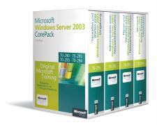 Cover-Bild zu Holme, Dan: Microsoft Windows Server 2003 MCSE Corepack