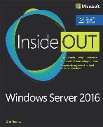 Cover-Bild zu Thomas, Orin: Windows Server 2016 Inside Out (includes Current Book Service)