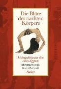 Cover-Bild zu Schrott, Raoul: Die Blüte des nackten Körpers