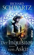 Cover-Bild zu Schwartz, Richard: Der Inquisitor von Askir