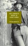 Cover-Bild zu Auden, W.H.: W. H. Auden's Book of Light Verse