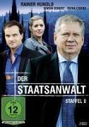 Cover-Bild zu Grosz, Birgit: Der Staatsanwalt