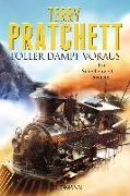 Cover-Bild zu Pratchett, Terry: Toller Dampf voraus