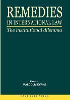 Cover-Bild zu Remedies in International Law von Evans, M.