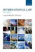 Cover-Bild zu International Law von Evans, Malcolm (Hrsg.)