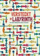 Cover-Bild zu Baruzzi, Agnese (Illustr.): Versteckt im Labyrinth