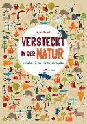 Cover-Bild zu Baruzzi, Agnese (Illustr.): Versteckt in der Natur