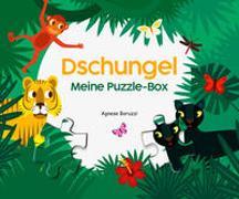Cover-Bild zu Ostländer, Annette (Übers.): Meine Puzzle-Box: Dschungel