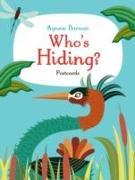 Cover-Bild zu Baruzzi, Agnese: Who's Hiding? Postcards