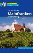 Cover-Bild zu Siebenhaar, Hans-Peter: Mainfranken Reiseführer Michael Müller Verlag