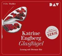 Cover-Bild zu Engberg, Katrine: Glasflügel. Ein Kopenhagen-Thriller