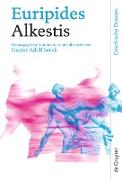 Cover-Bild zu Euripides: Alkestis