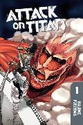 Cover-Bild zu Isayama, Hajime: Attack on Titan 1