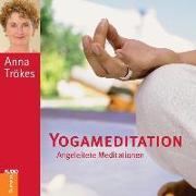 Cover-Bild zu Trökes, Anna: Yogameditation - CD