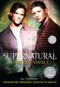 Cover-Bild zu Schreiber, Joe: Süpernatural Lanetli Emanet
