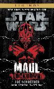 Cover-Bild zu Schreiber, Joe: Lockdown: Star Wars Legends (Maul)